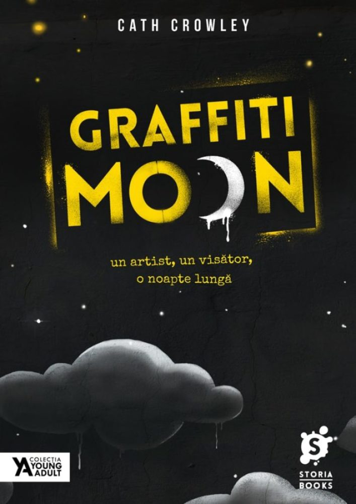 Cath Crowley · Graffiti Moon