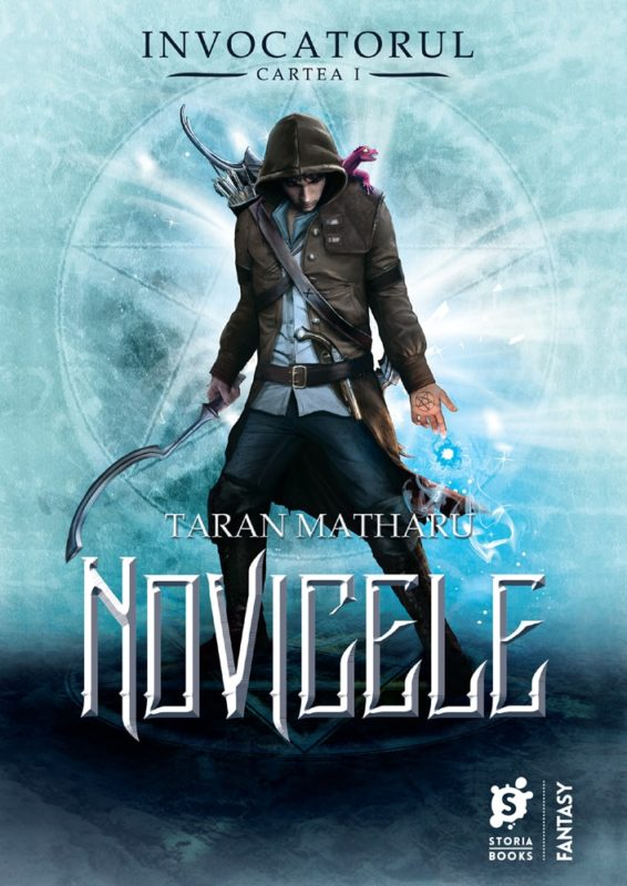 Taran Matharu · Novicele