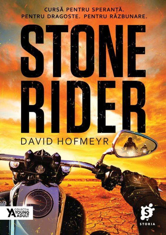 David Hofmeyr · Stone Rider