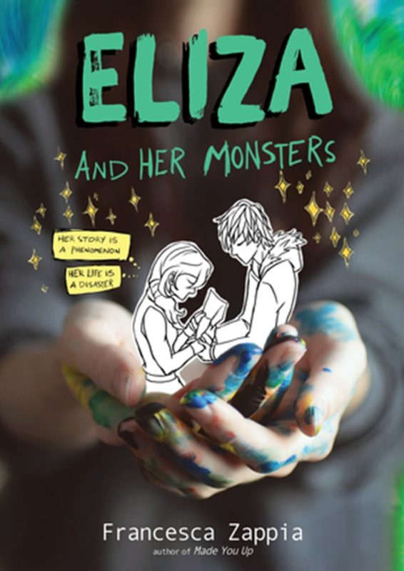 În pregătire · Francesca Zappia · Eliza and Her Monsters
