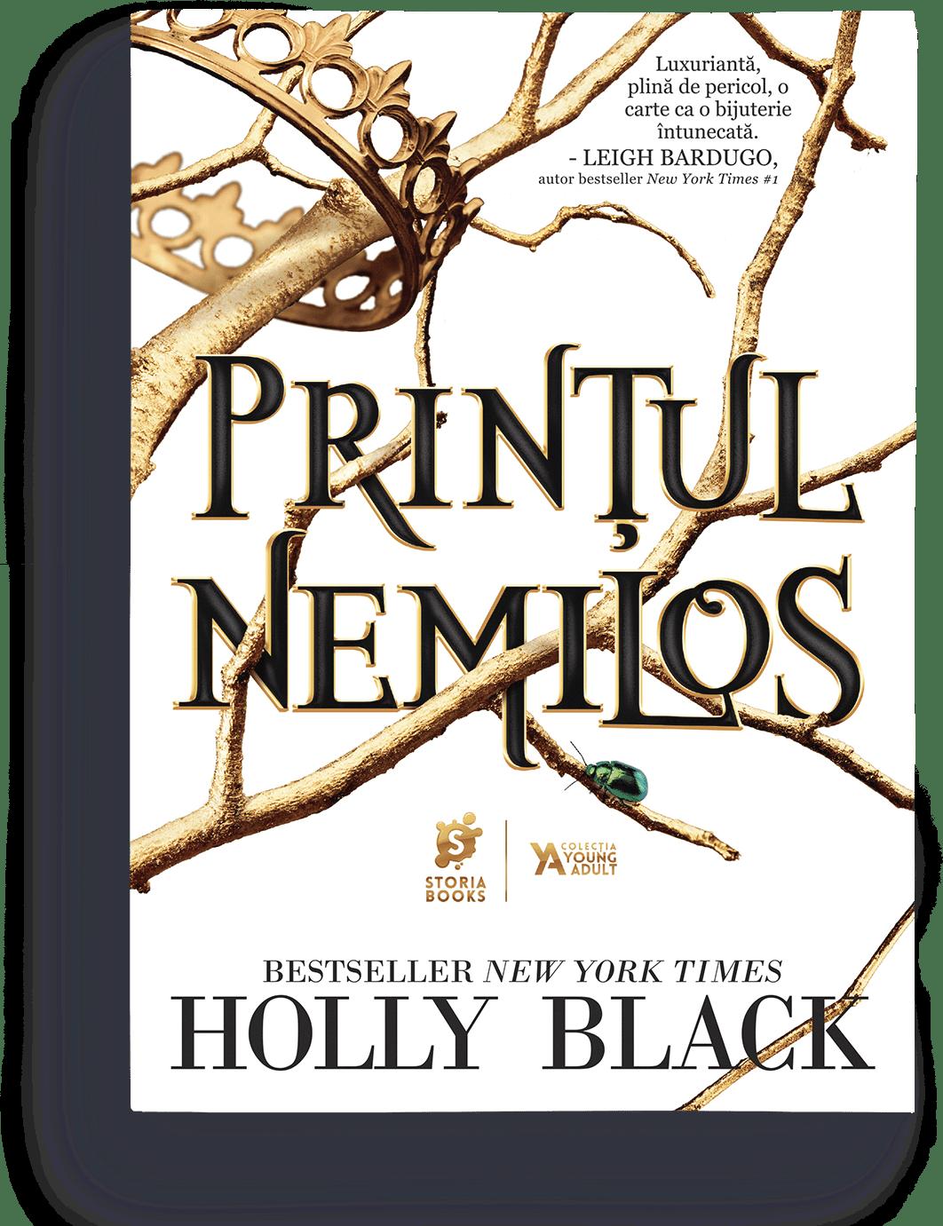 Holly Black · Prințul nemilos