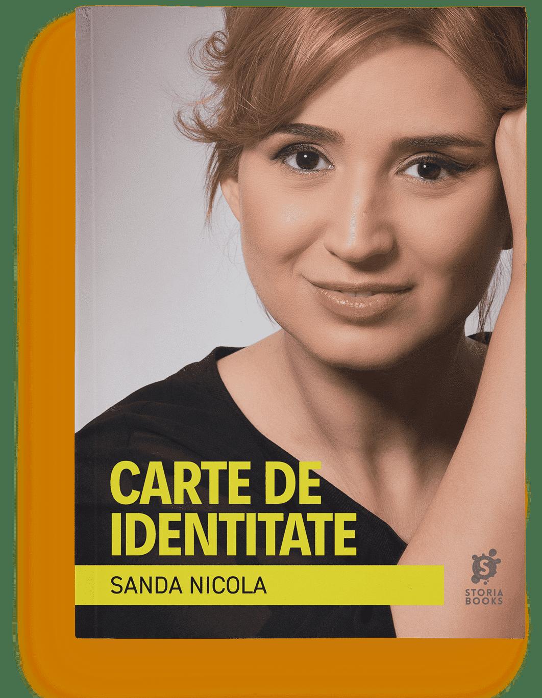 Sanda Nicola · Carte de identitate