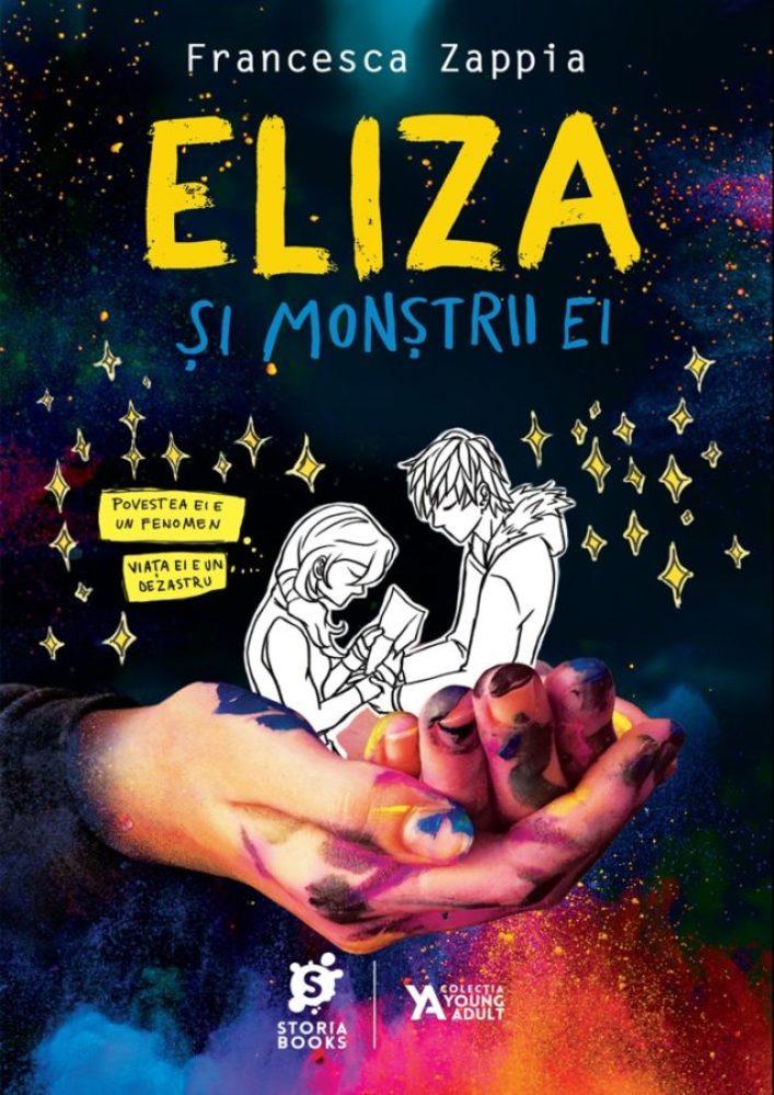 Francesca Zappia · Eliza și monștrii ei